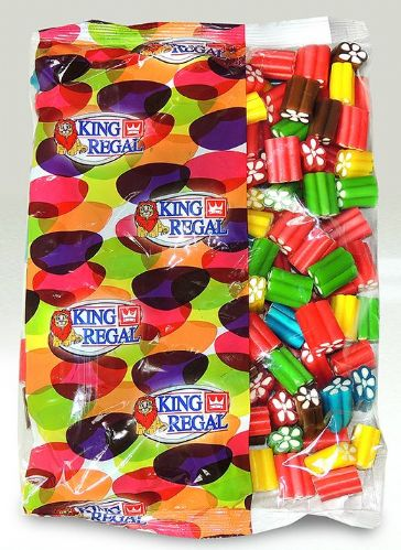 KR04 KING REGAL FRUIT SHOOTERS 1KG